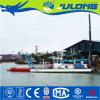 Small 8 Inch River Sand Suction Dredger/Julong Best Selling Cutter Suction Dredger for Sale