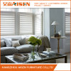 Custom Made Clear View Window Decorative Basswood Plantation Shutter