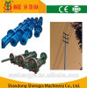 Sy High Quality Concrete Pole Manufacturing Plant, Concrete Spun Pole Machinery Supplier and Mould Supplier