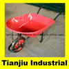 78 L 5 Cbf Wheel Barrow Wb7500 with 13X3 Solid Wheel