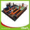 High Quality Big Gym Indoor Trampoline Park