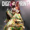 Digital Print Polyester 50d Poly Chiffon Satin