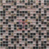 Matt Face Glass Mix Marble Mosaic Tiles (CS254)