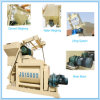 Js1500 Twin Shaft Concrete Mixer Machinery