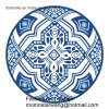 Factory Own Design Cotton Round Beach Towel