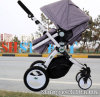 Foldable Pram Infant Adjustable Baby Stroller with Car Seat