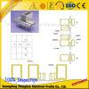 China Supplier 6063t5 Anodized Aluminium Curtain Wall