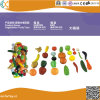 Plastic Tabletop Fruits and Vegetables Toys Kids Gifts