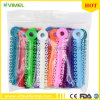 Dental Orthodontic Elastic Ligature Tie with Various Colors