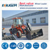 4WD Wheel Loader with Electronic Joystick Zl-16 Loader