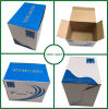 LED Light Blue Logo Printed Paper Box