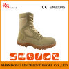 Waterproof Cow Suede Leather German Military Boots Sns737