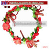 Wedding Gift Fashion Jewelry Headband with Flower (W1011)