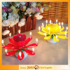 Lotus Music Candle Birthday Party Decorations