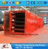 ISO Certified Mesh Band Dryer Machine for Coal Briquette Drying