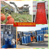 Double Concentrated Tomato Paste in 220L Drum Packing, 36-38% Brix