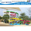 Outdoor Large Spiral Closed Slide Equipment Kids Playsets (M11-05005)
