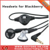 Headsets for Blackberry, Earphone for Blackberry 8520, 8900, 9000, 9700, 9800, 9780