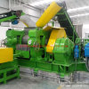 Rubber Cracker Mill / Waste Tire Recycling Cracker Mill (XKP-400)
