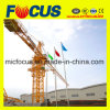 High Efficiency Qtz160 Tower Crane, 10t Max  Hoisting  Capacity with Ce Approved