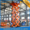 Ce Stationary Scissor Hydraulic Electric Lift for Sale