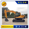 Hyundai 13 Ton Mini Cheap Hydraulic Excavator R150LC-9 for Sale