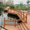 CE Certificate Flooring, Boards Floor Boardwalk WPC Composite Decking