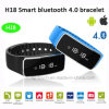 OLED Display Bluetooth Smart Wristband for Healthy Tracking