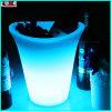 Customized Vodka Bottle Ice Bucket LED Ice Bucket