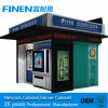 Outdoor Kiosk Bank Sheet Metal Fabrication Customized Processing