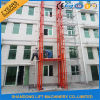 New Design Goods Vertical Guide Rail Lifting Platform
