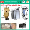 2016 Stainless Vertical Presure Leaf Filter for Oil Industry