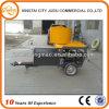 Hs-N9 China Plaster Spraying Machine/Mortar Spraying Machine with Cement Mixer