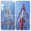 Manufacturer Offer Trangular Microwave Antenna Angle Steel Communication Lattice Tower