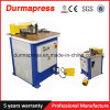 3*200 Stainless Plate Fixed Angle Hydraulic Notching Machine