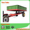 Single Axle Farm Dump Trailer in 5tons 7cx-5 Tractor Truck