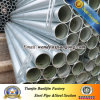 Galvanized ERW Steel Pipe for Low Pressure Liquid