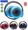 High Quality Wireless Headphones Stereo Bluetooth Headset Neckband Style Earphone for iPhone Android Notebook Devices (HGC011)