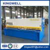 Metal Plate Hydraulic Swing Beam Shearing Machine with Best Price (QC12Y-8X3200)