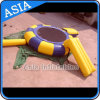 Inflatable Square Water Trampoline and Slide