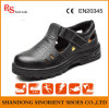 Black Color Rubber Outsole Safety Sandal Shoes