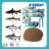 High Efficient Qualified Floating Fish Feed Making Machine Aqua Feed Pellet Mill