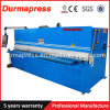 0.5mm-6mm Steel Plate Automatic Hydraulic Sheet Metal Cutting Machine