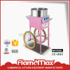 Gas Cotton Candy Floss Machine Maker with Cart Wheels (CC-12GC)