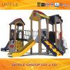 New HDPE Children′s Outdoor Playground Equipment (PE-22102)