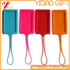 Eco-Friendly Soft PVC Rubber Luggage Tag for Travel