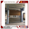Aluminum Alloy High Speed Spiral Roller Shutter Door