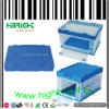 Transparent Plastic Storage Containers with Side Open Door
