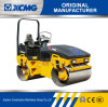 Earth Moving Equipment Xmr403s 4t Double Road Rollers