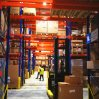 Industrial Pallet Racking for Warehouse Storage